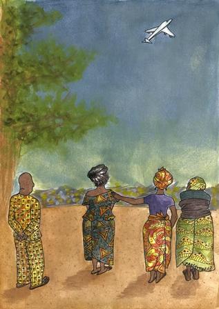 l'immigration vu d'Afrique
